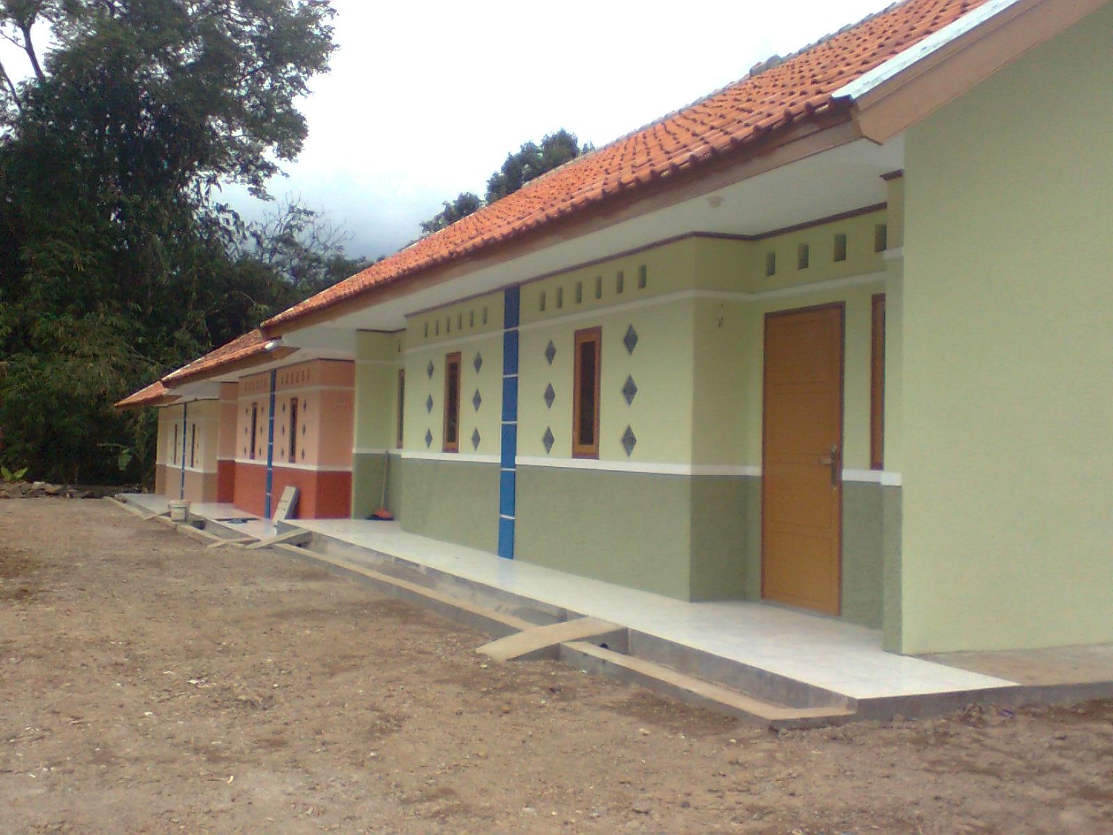 Desain Rumah Kontrakan 2 Kamar Denah Rumah